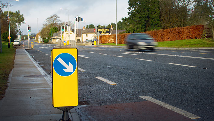 N1 Traffic Calming Scheme, Drogheda & Dundalk