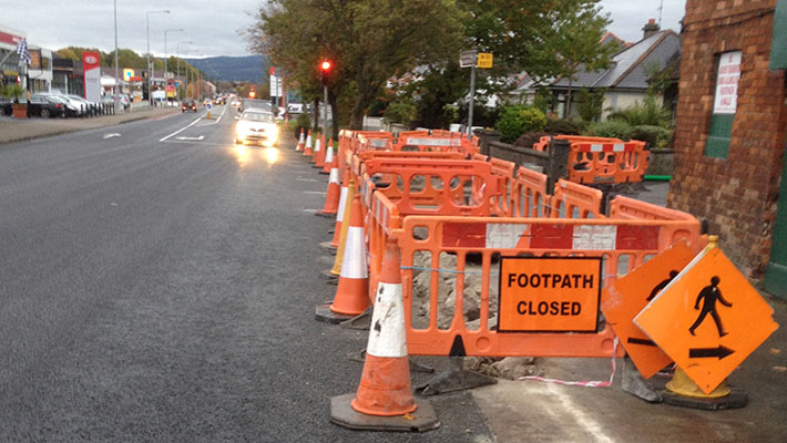 Armagh/Newry Road Junction Upgrade