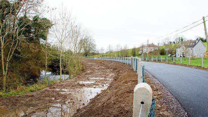 Drumbenagh Flood Alleviation Scheme