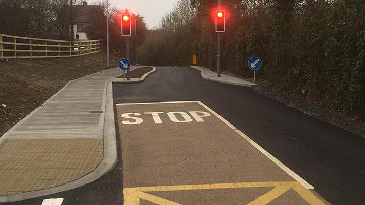 Pedestrian Link Scheme, Hand's Lane