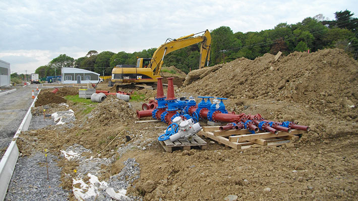 Portrane Donabate Rush & Lusk Wastewater Treatment Scheme